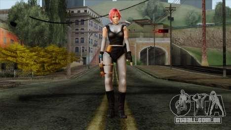 Regina DinoCrisis Skin para GTA San Andreas