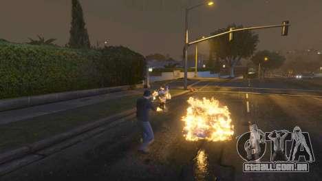 GTA 5 Grand Theft Zombies v0.1a segundo screenshot