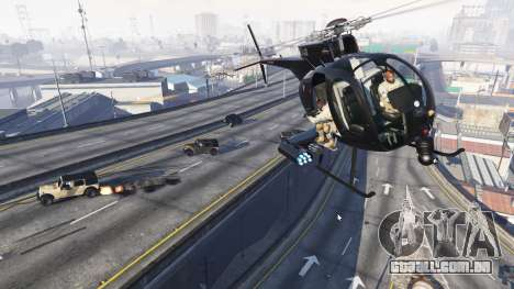 GTA 5 Soldados com 5 estrelas terceiro screenshot