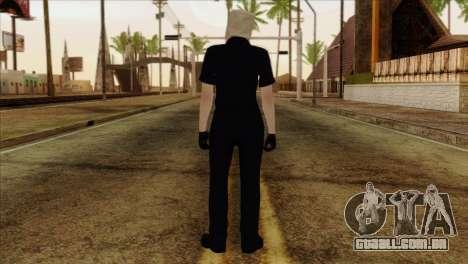 Skin 3 from Heists GTA Online DLC para GTA San Andreas segunda tela