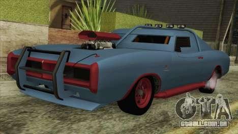 GTA 5 Imponte Dukes ODeath HQLM para GTA San Andreas