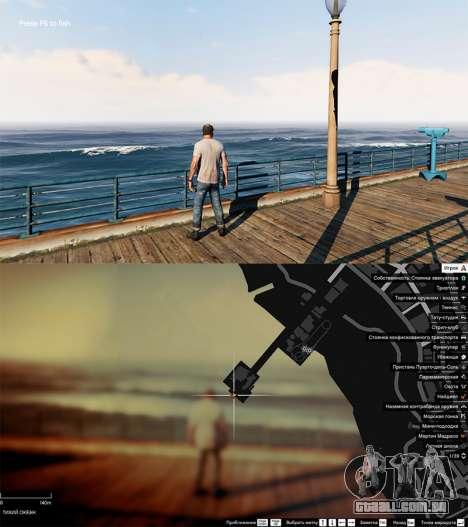 GTA 5 Pesca segundo screenshot