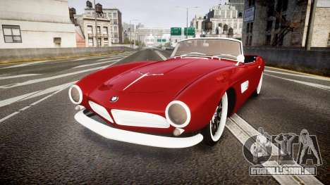 BMW 507 1959 Stock Hamann Shutt VX4 [RIV] para GTA 4