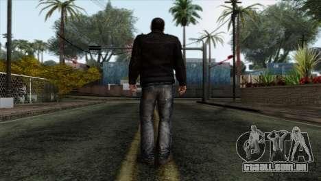 Daniel Garner Skin para GTA San Andreas segunda tela
