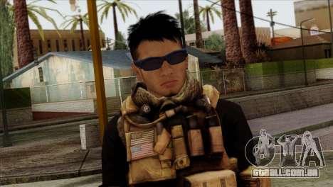 Medic from PMC para GTA San Andreas terceira tela