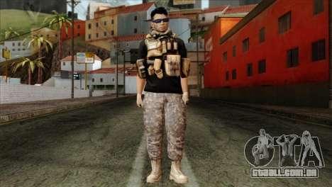 Medic from PMC para GTA San Andreas