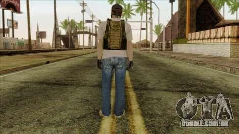 Sniper from PMC para GTA San Andreas segunda tela
