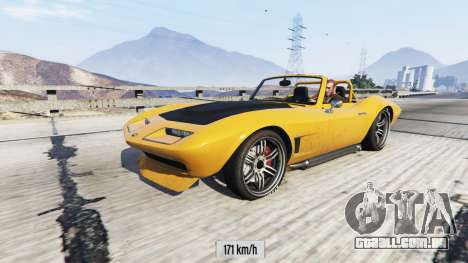 GTA 5 Simples velocímetro v1.2 segundo screenshot