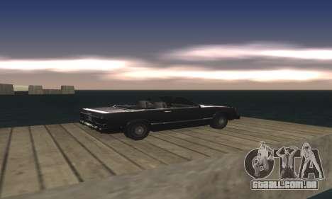 ENB v1.9 & Colormod v2 para GTA San Andreas terceira tela