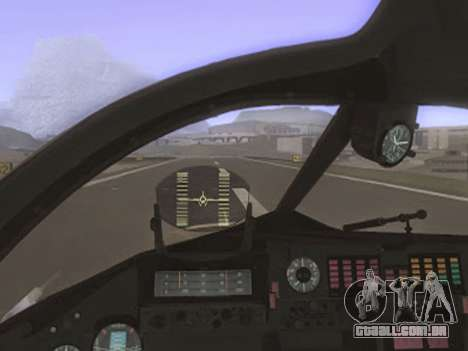 SU 24MR para GTA San Andreas vista direita