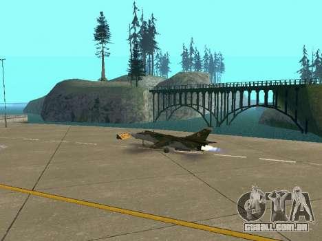 SU 24MR para as rodas de GTA San Andreas