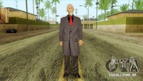 O Antigo Chefe De Tríades para GTA San Andreas