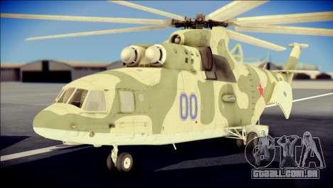 Mi-26 Halo para GTA San Andreas