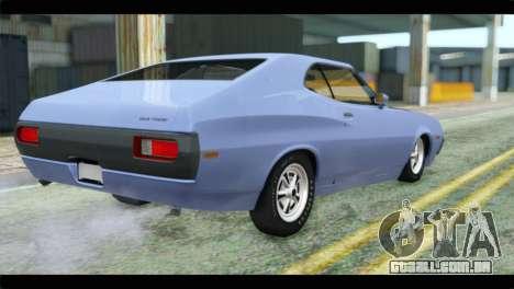 Ford Gran Torino para GTA San Andreas esquerda vista
