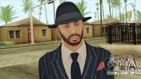 GTA 5 Online Skin 3 para GTA San Andreas terceira tela