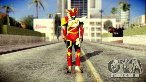 Satria Garuda Bima X para GTA San Andreas