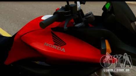 Honda XRE 300 v2.0 para GTA San Andreas vista direita