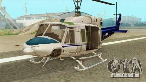 Agusta-Bell AB-212 Croatian Police para GTA San Andreas