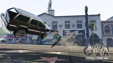 GTA 5 Magia bits Trevor terceiro screenshot