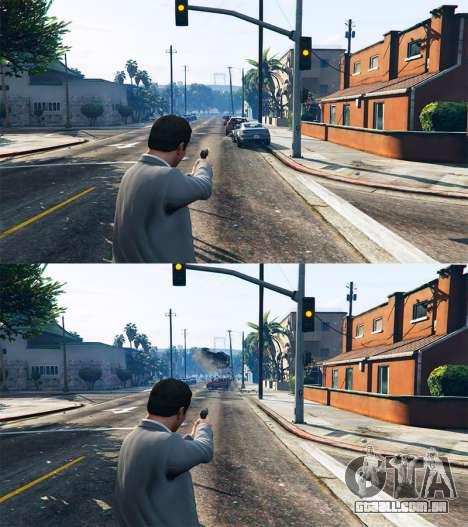 Gota de transporte para GTA 5