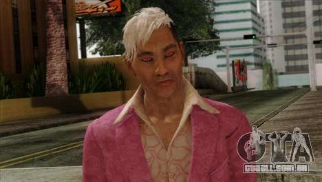 Pagan Min from Far Cry 4 para GTA San Andreas terceira tela