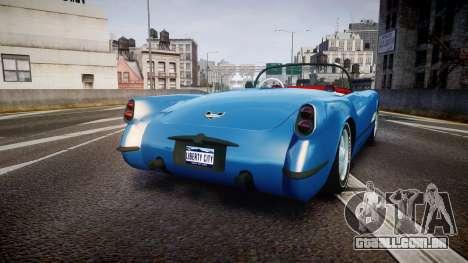 Mafia II Shubert Frigate [EPM] para GTA 4 traseira esquerda vista