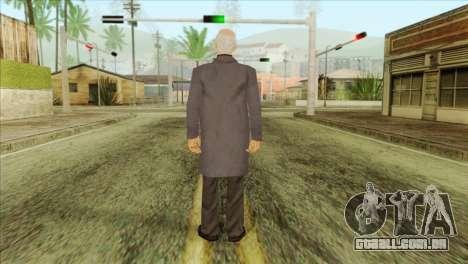O Antigo Chefe De Tríades para GTA San Andreas segunda tela