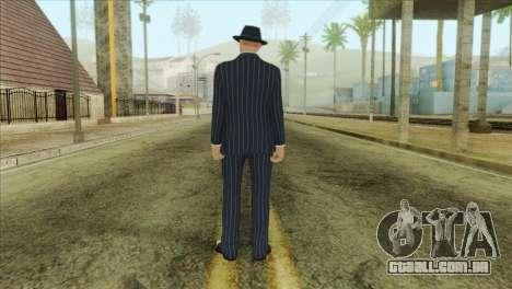 GTA 5 Online Skin 3 para GTA San Andreas segunda tela
