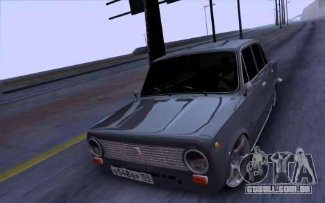VAZ 2101 БПАN para GTA San Andreas
