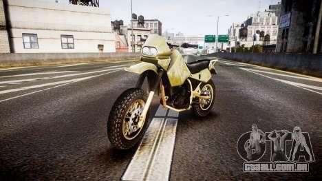 Dirt Bike para GTA 4