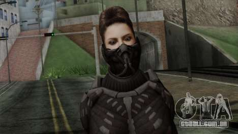 Jefa Suprema from Loquendo Stories para GTA San Andreas terceira tela