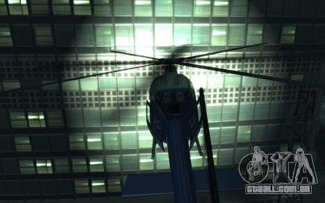 GTA III Police Valkyrie HD para GTA 4