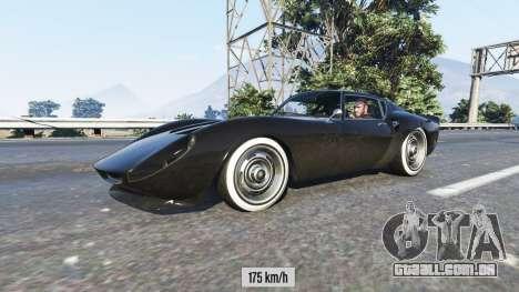 GTA 5 Simples velocímetro v1.2 terceiro screenshot
