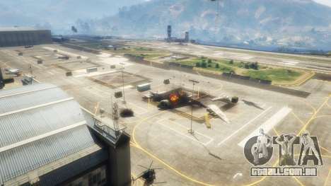 GTA 5 Airstrike v1.1 segundo screenshot