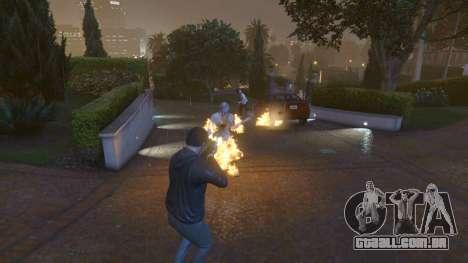 GTA 5 Grand Theft Zombies v0.1a terceiro screenshot