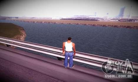 Ebin 7 ENB para GTA San Andreas sétima tela