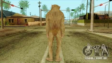 Monkey Skin from GTA 5 v2 para GTA San Andreas segunda tela