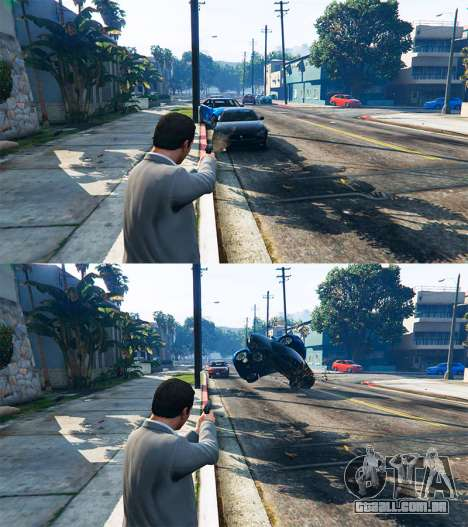 GTA 5 Gota de transporte terceiro screenshot
