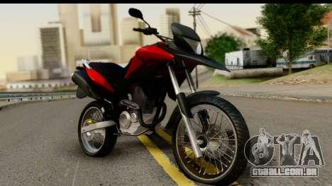 Honda XRE 300 v2.0 para GTA San Andreas