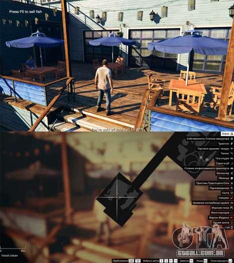 GTA 5 Pesca quarto screenshot