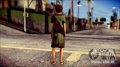 Child Vago Skin para GTA San Andreas segunda tela