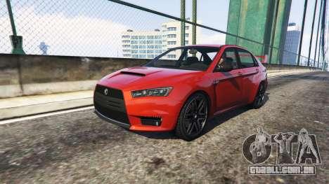 GTA 5 Realista velocidade máxima segundo screenshot