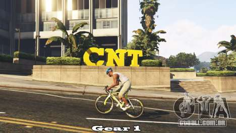 Transmissão Manual para GTA 5