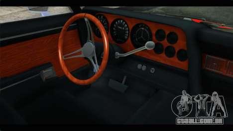 Ford Gran Torino para GTA San Andreas vista direita