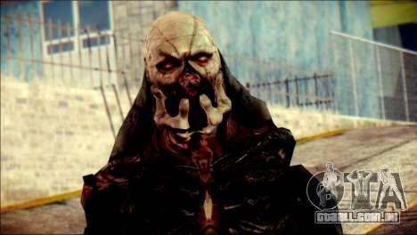 Verdugo Resident Evil 4 Skin para GTA San Andreas terceira tela