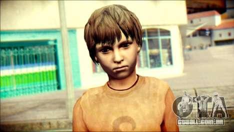 Joshua Shepherd SH Homecomimg para GTA San Andreas terceira tela