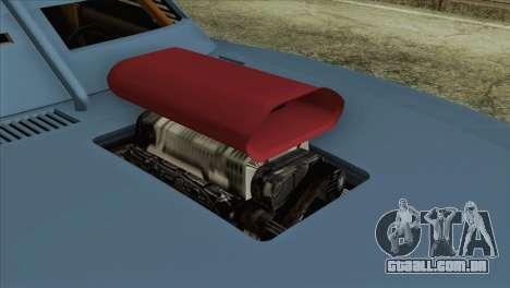 GTA 5 Imponte Dukes ODeath HQLM para GTA San Andreas vista traseira