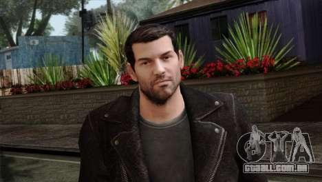 Daniel Garner Skin para GTA San Andreas terceira tela