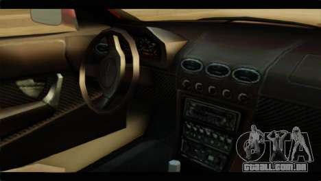 MP3 Dewbauchee XSL650R para GTA San Andreas vista direita