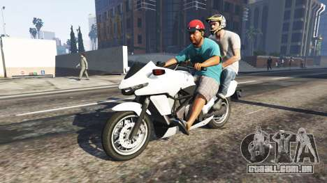 GTA 5 O passageiro v0.1 segundo screenshot